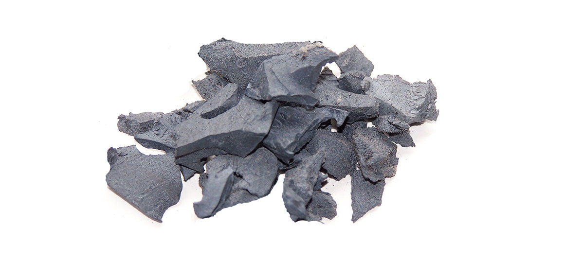 Rubber Play Chippings (Grey)
