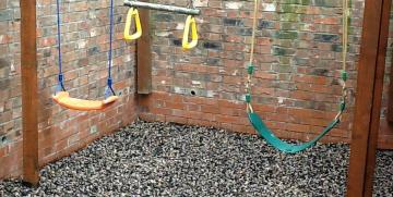 Rubber Chippings are easy to install and virtually maintenance free for years to come